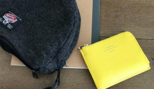 アウトドア・登山用の財布をおしゃれな【DELFONICS】に決めた5つの理由