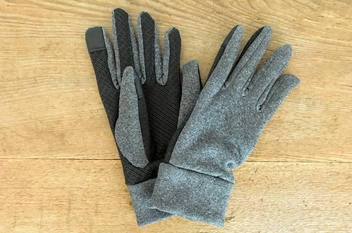 ワークマンの手袋「スタンダードグローブ」の全体像2